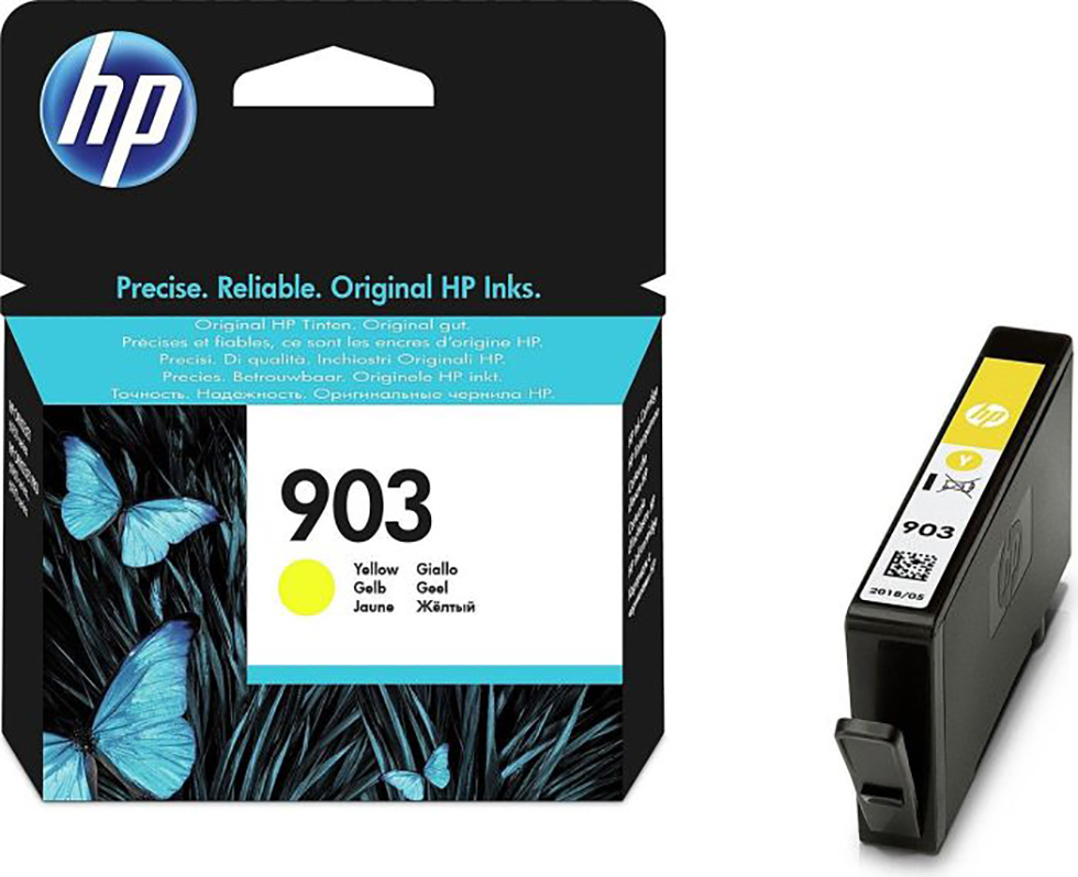 HP Tinte 903 gelb - T6L95AE