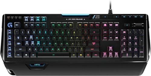 Keyboard Logitech G910 Orion Spectrum, DE (920-008013) - GAMING
