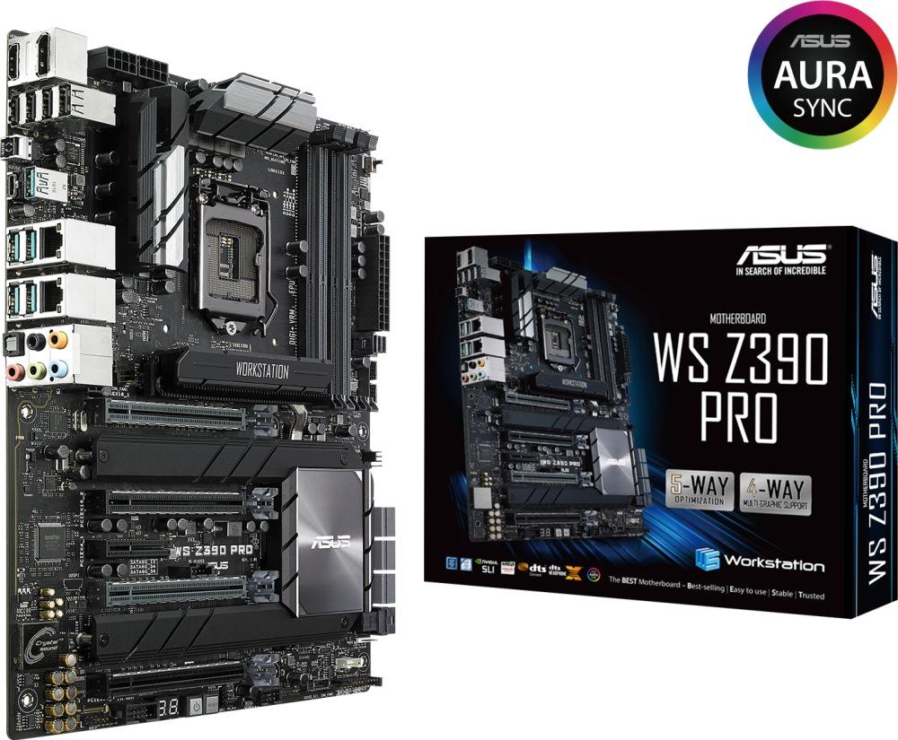 ASUS WS Z390 PRO (1151-V2) (D)