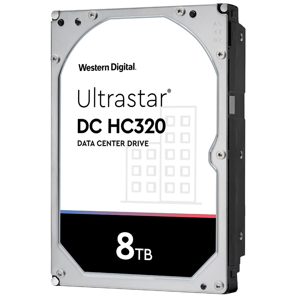 HDD WD Ultrastar 7K6 HUS728T8TALE6L4 8TB Sata III 256MB