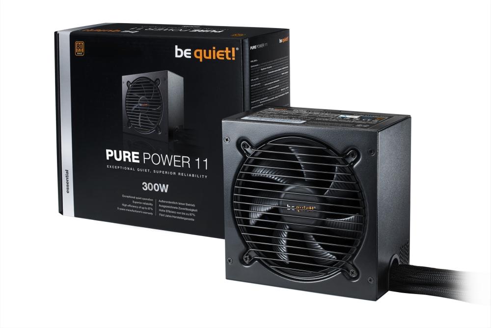 PC- Netzteil Be Quiet Pure Power 11 300W