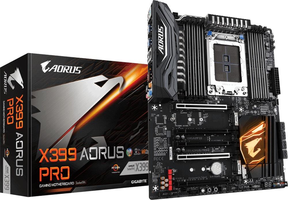 Gigabyte GA-X399-AORUS-Pro (D)