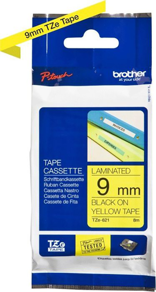 Brother Schriftbandkassette TZ621
