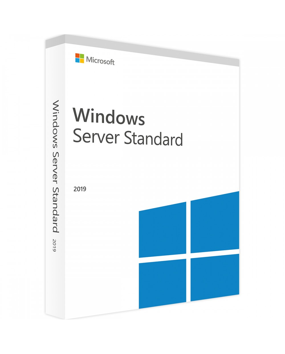 Microsoft Windows Server Standard 2019 16 Core deutsch (P73-07790)