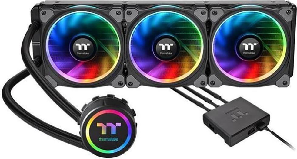Cooler Thermaltake Floe Riing RGB 360 TT Premium Edition - Wasserkühlung