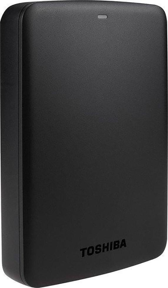 """HDD Extern Toshiba Canvio Basics  2,5"""" 4TB (HDTB440EK3CA) External Hard Drive USB 3.0 schwarz"""