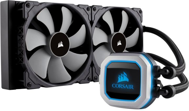 Cooler Corsair Hydro Series H115i PRO - Wasserkühlung
