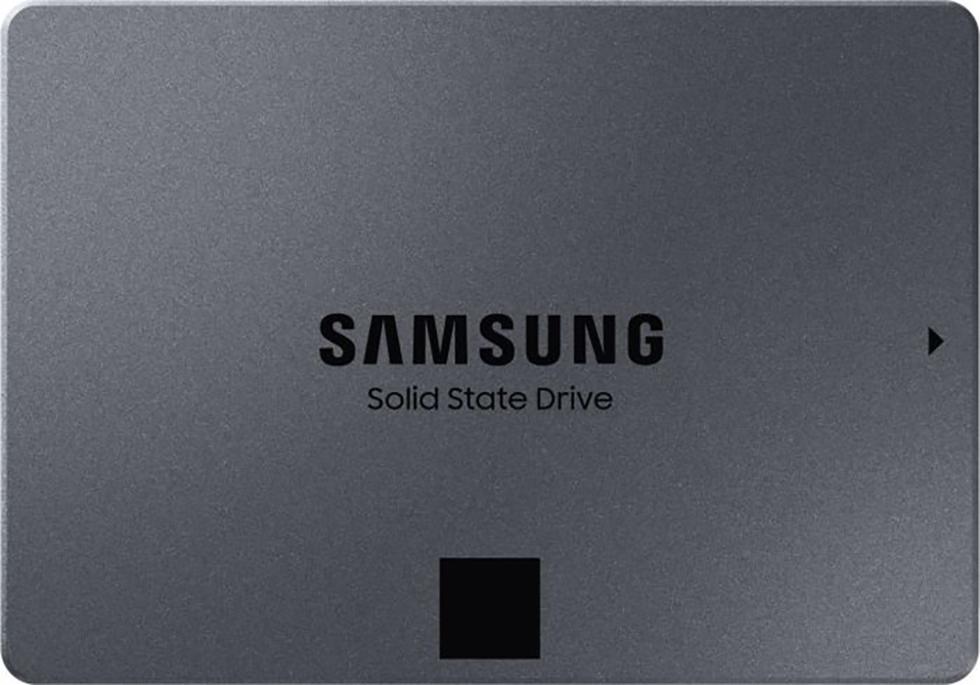 SSD Samsung 860 QVO 4TB Sata3  MZ-76Q4T0BW