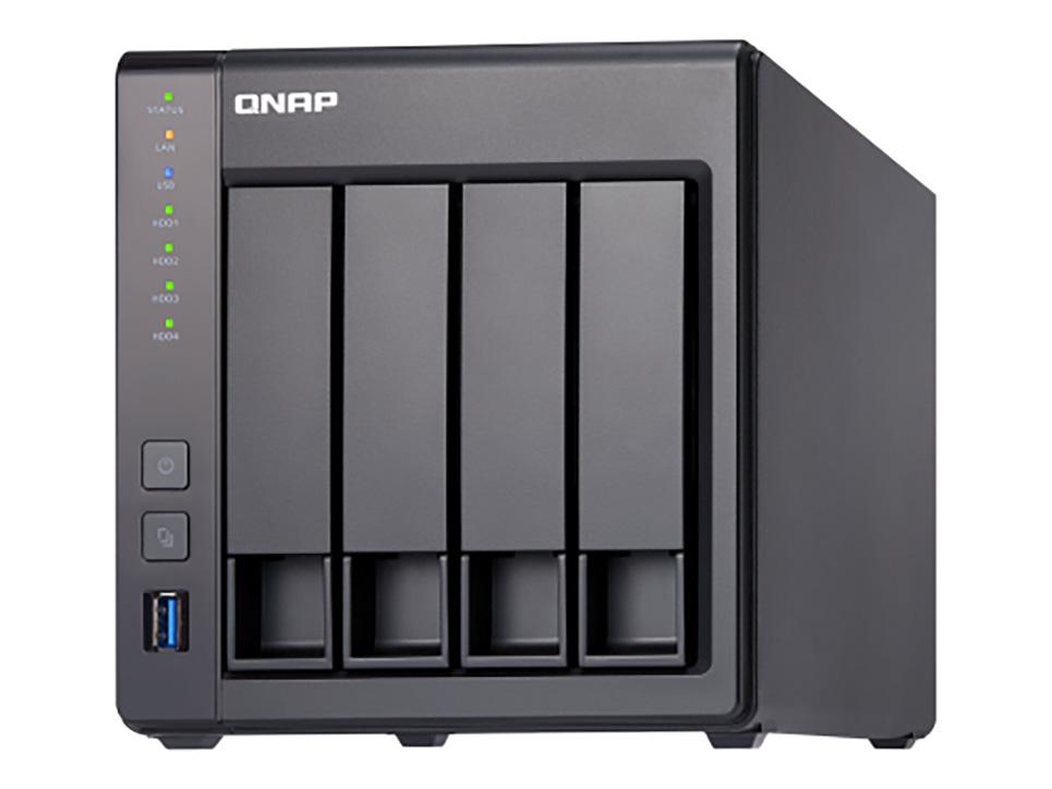NAS Server QNAP TS-431X2-2G