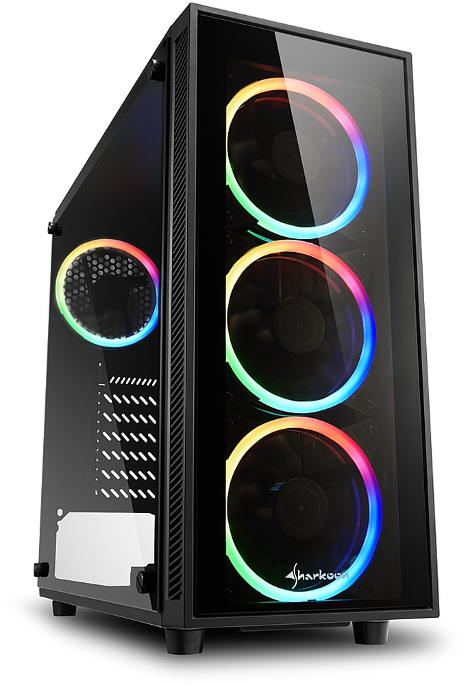 PC- Gehäuse Sharkoon TG4 RGB