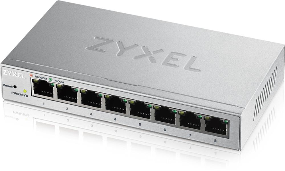 Zyxel Switch 8-port GS1200-8