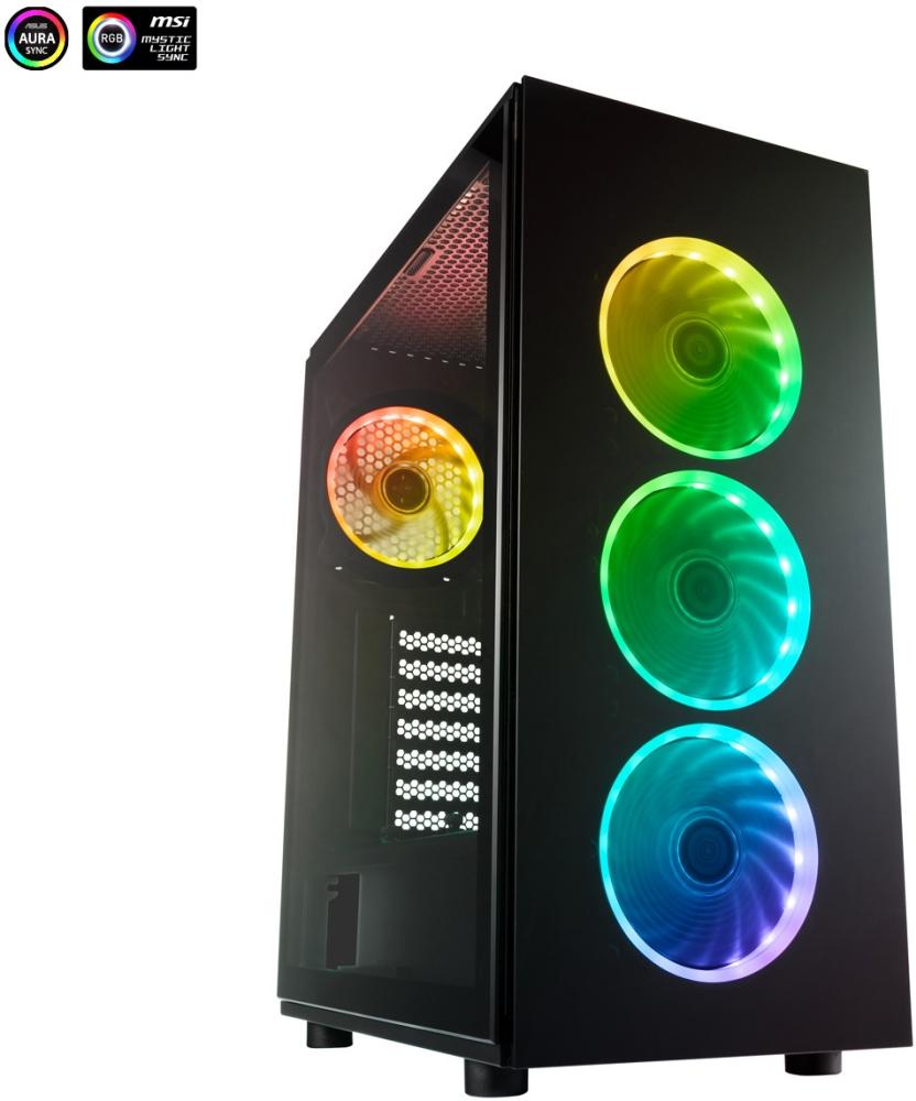 PC- Gehäuse FSP CMT340