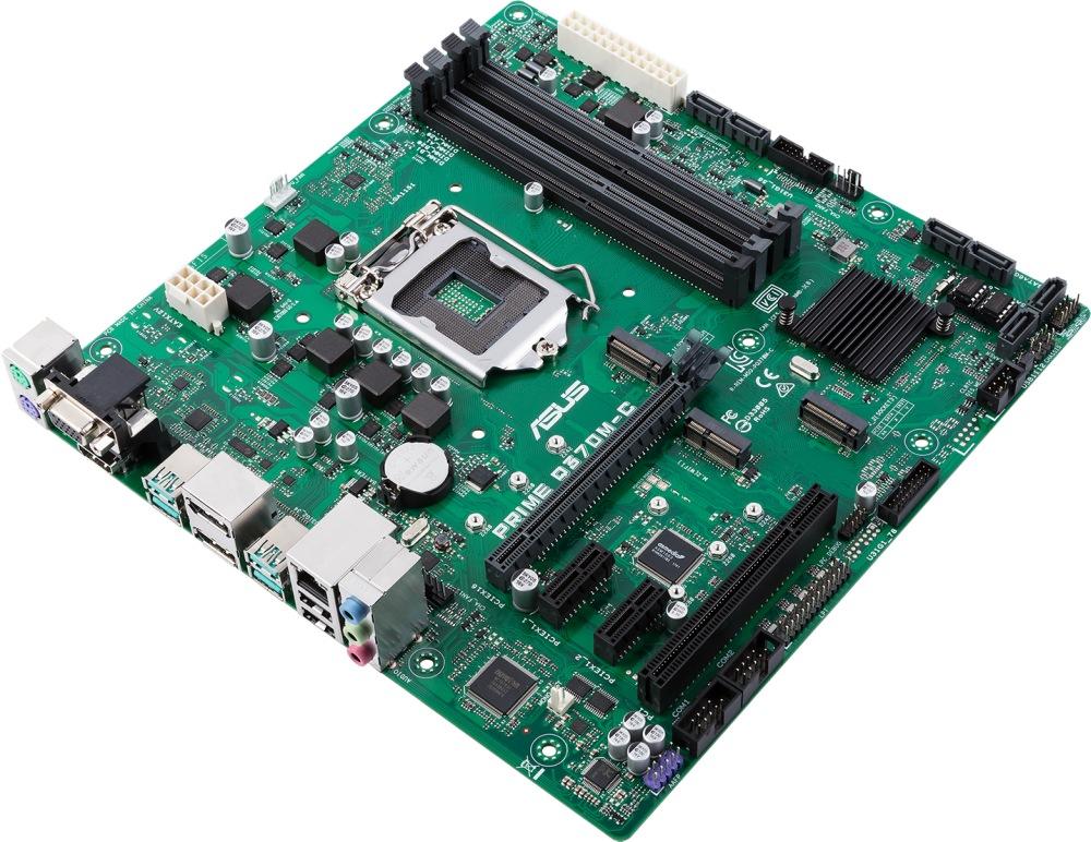 ASUS PRIME Q370M-C /CSM (1151) (D)