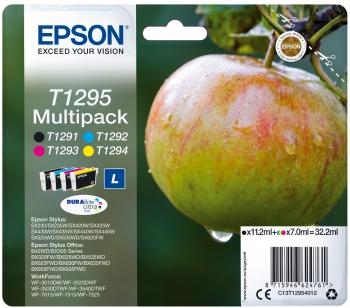 Epson Tinte Multipack black/cyan/magenta/yellow C13T12954012