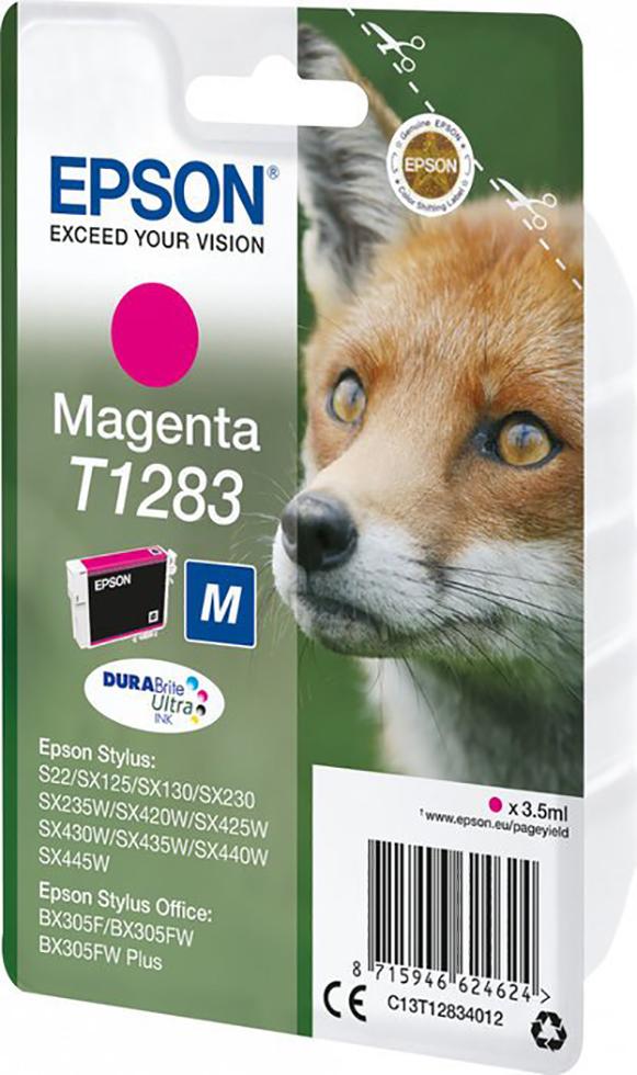 Epson Tinte Fuchs magenta C13T12834022
