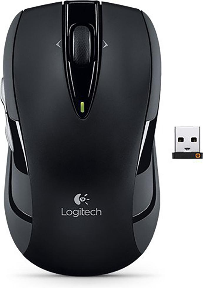 Mouse Logitech M545 Wireless schwarz (910-004055)