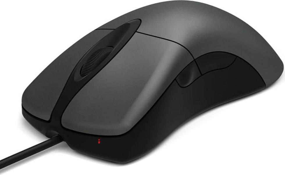 Mouse Microsoft IntelliMouse grau (HDQ-00002)
