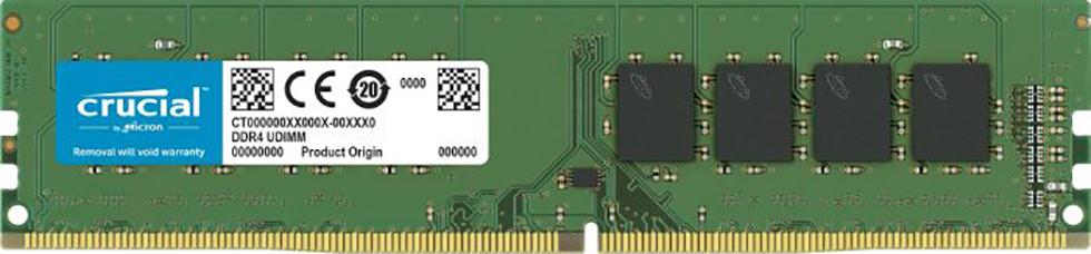 DDR4 16GB PC 3200 Crucial CT16G4DFD832A retail