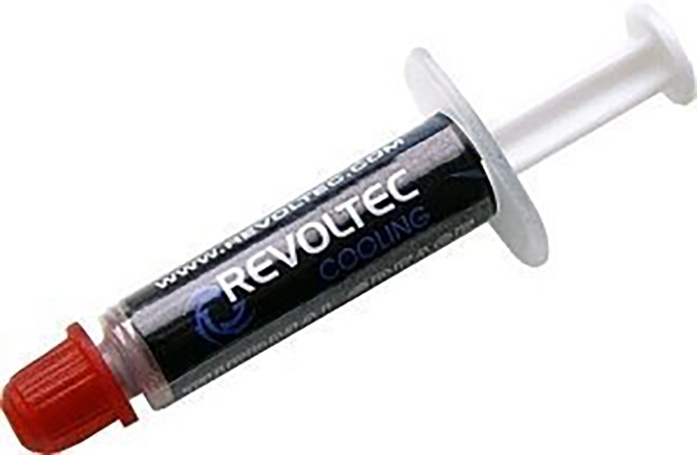 Cooler Wärmeleitpaste Revoltec Grease (0,5 g) - Bulk