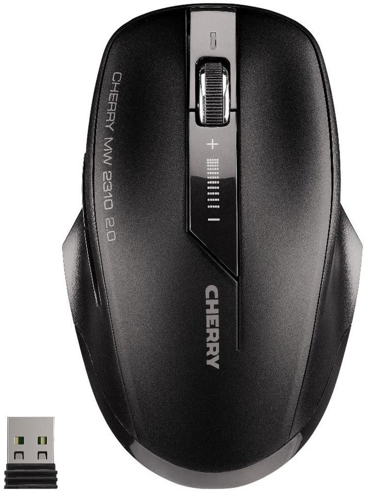 Mouse Cherry MW2310 2.0 schwarz (JW-T0320)