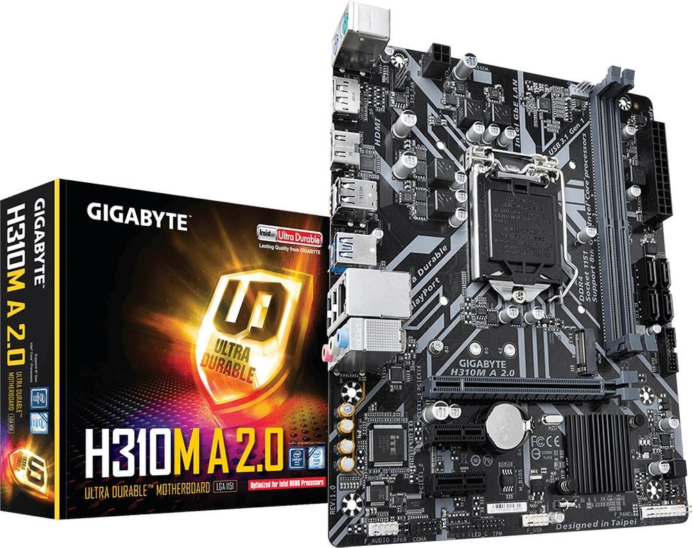 Gigabyte GA-H310M-A 2.0 (1151v2) (D)