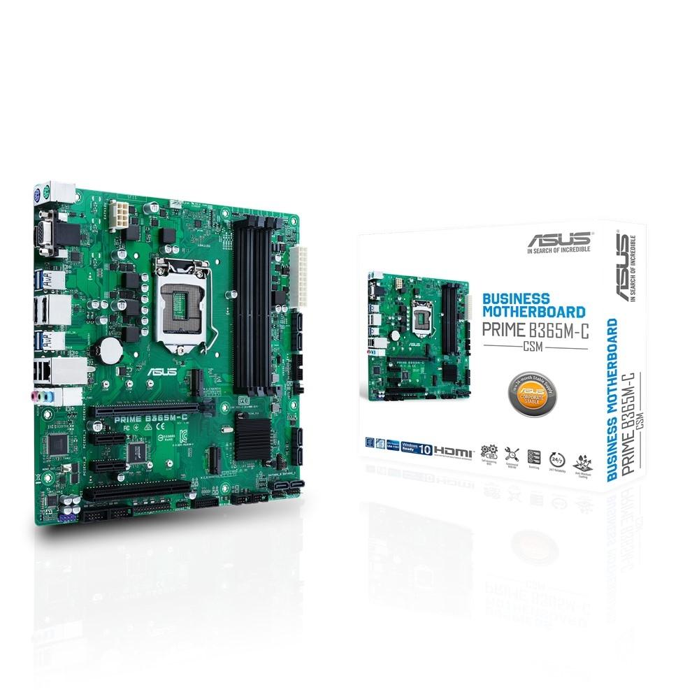 ASUS PRIME B365M-C/CSM (1151-V2) (D)