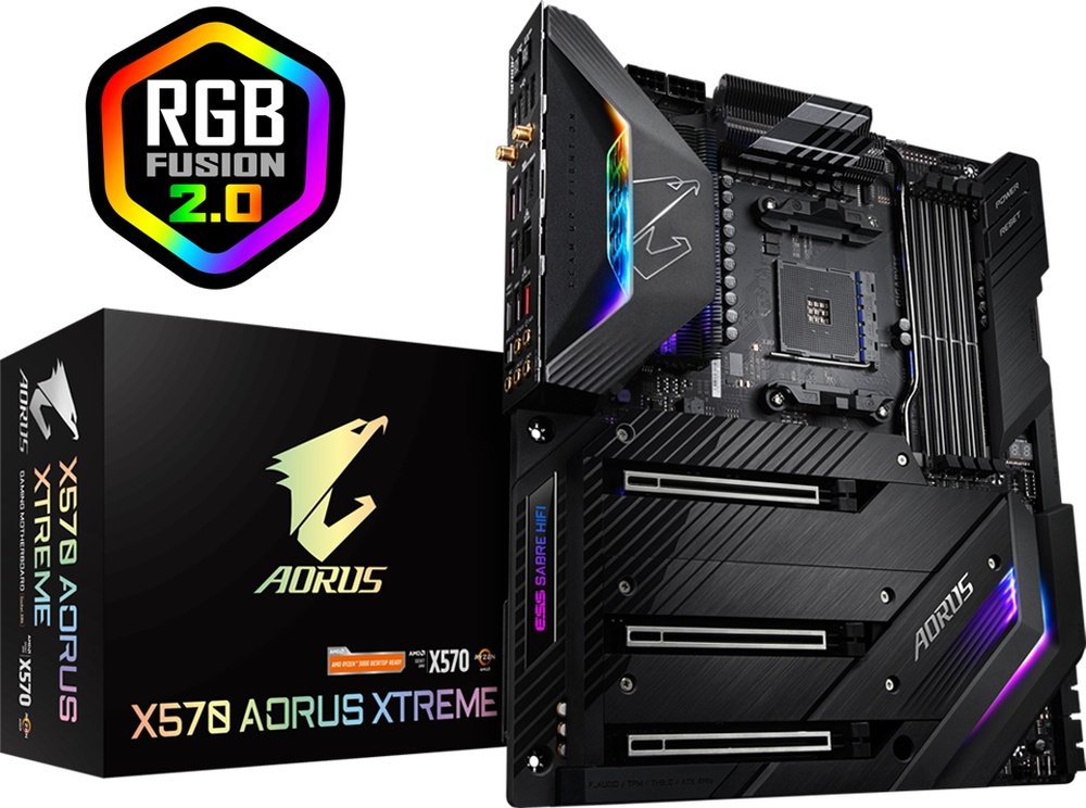 Gigabyte GA-X570-XTREME AORUS (AM4) (D)