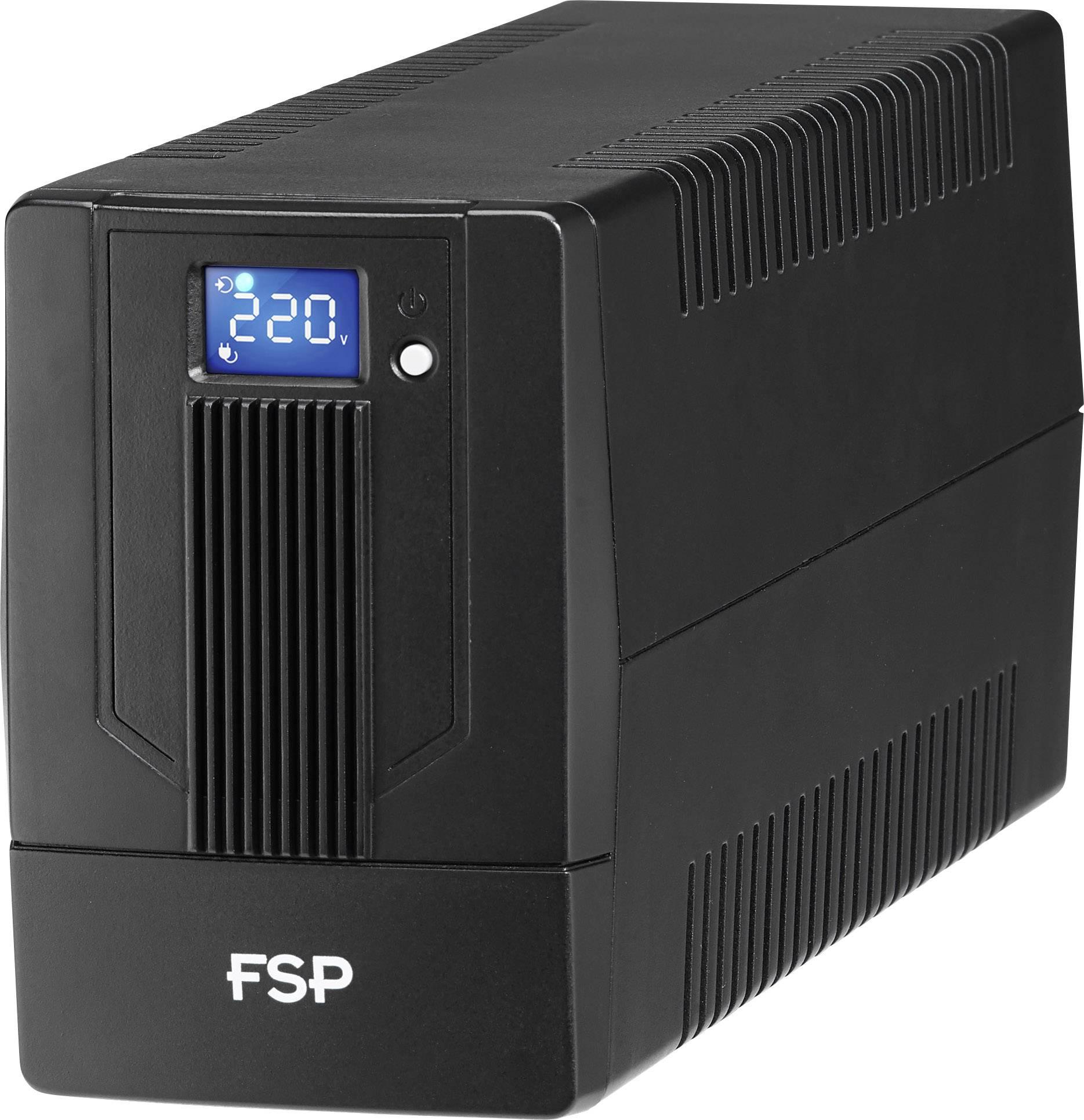 PC- Netzteil Fortron FSP iFP 600 - USV