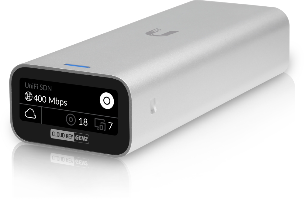 UbiQuiti Unifi Cloud Key UCK-G2 Fernsteuerungsgerät