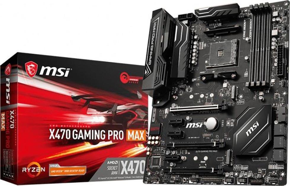MSI X470 GAMING PRO MAX (AM4) (D)
