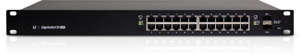 UbiQuiti EdgeSwitch 24 ES-24-500W 24x10/100/1000 (POE+)
