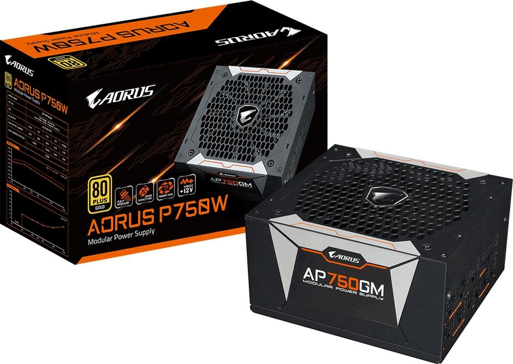PC- Netzteil Gigabyte AORUS GP-AP750GM