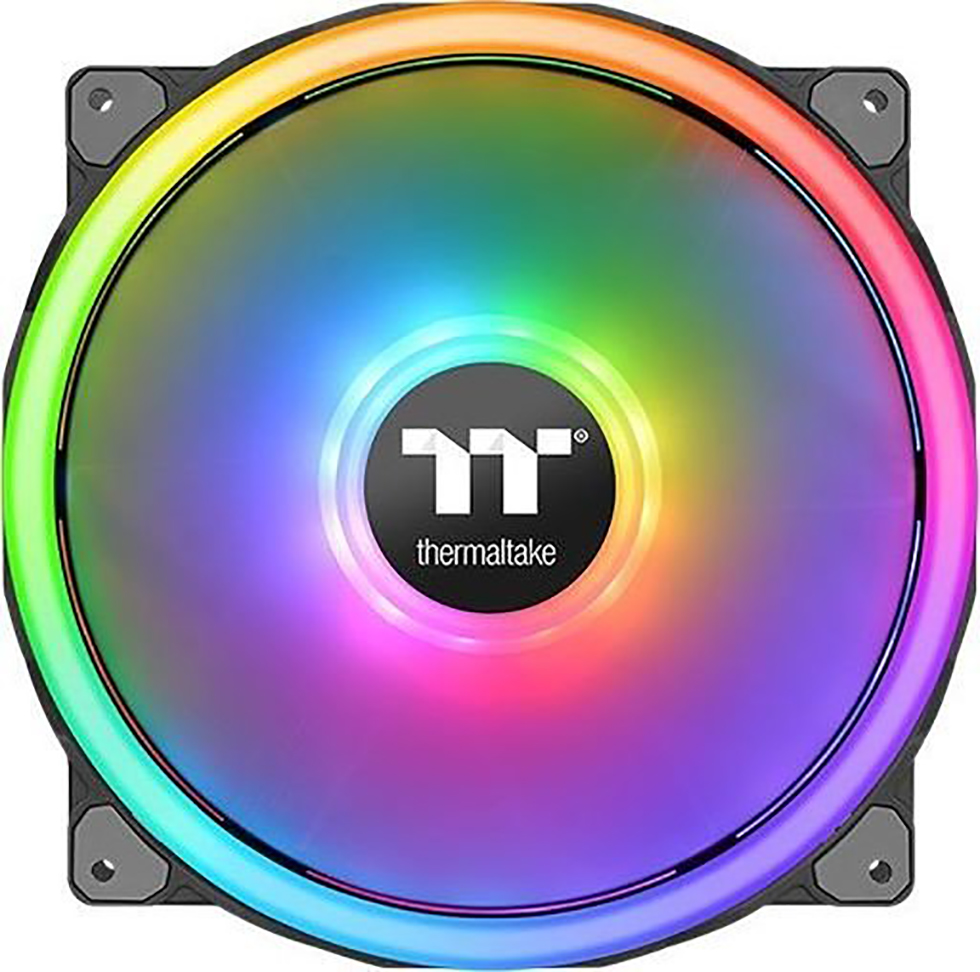 PC- Gehäuselüfter Thermaltake Riing Trio 20 RGB - Premium Edition