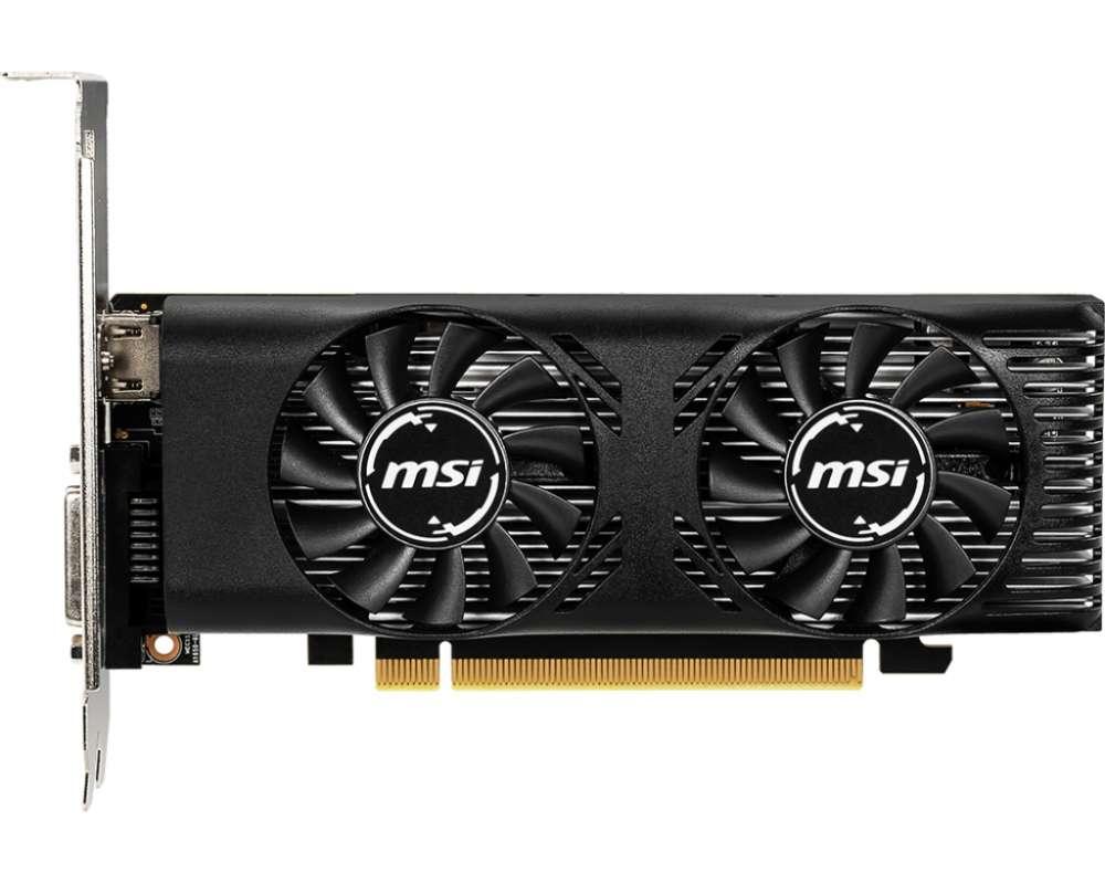 VGA MSI GeForce® GTX 1650 4GB 4GT LP OC