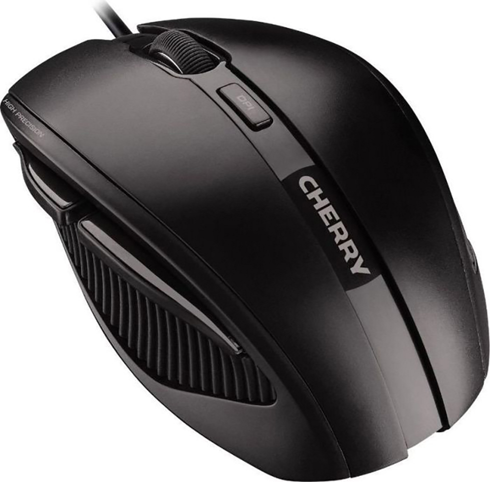 Mouse Cherry MC3000 schwarz (JM-0120-2)