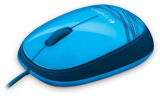 Mouse Logitech M105 blau (910-003114)