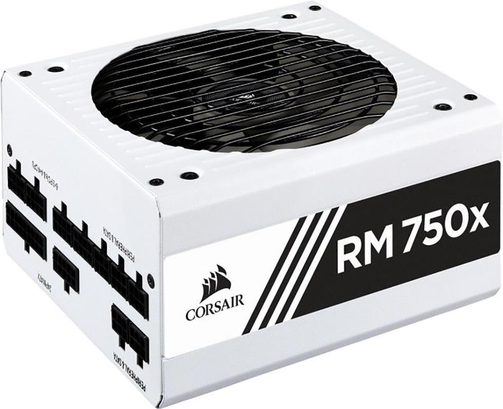 PC- Netzteil Corsair RM750x WHITE - (CP-9020187-EU)
