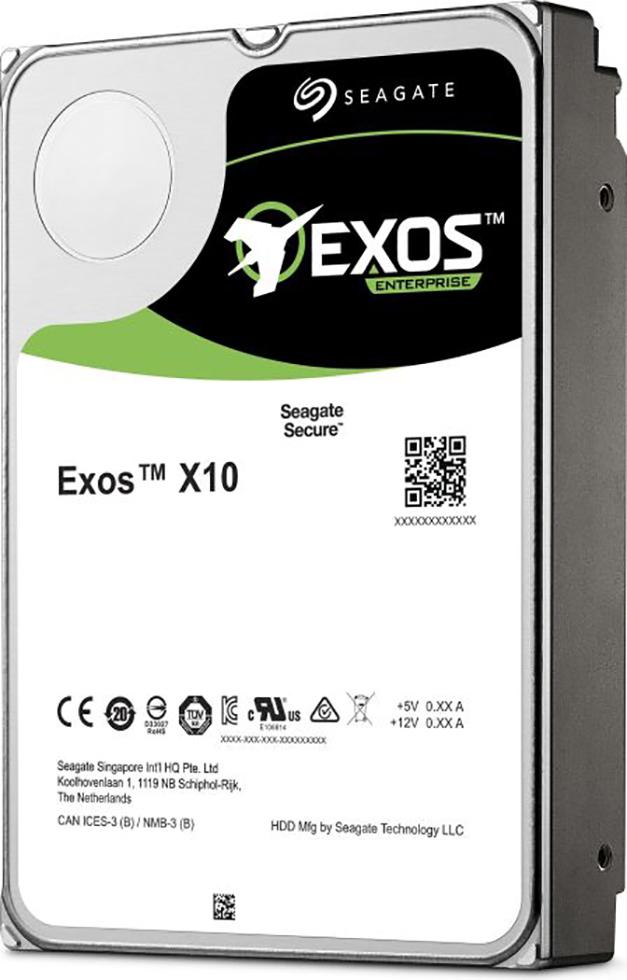 HDD Seagate Exos X10 ST10000NM0016 10TB Sata 256MB