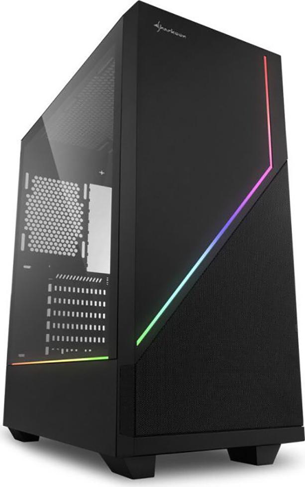 PC- Gehäuse Sharkoon RGB FLOW