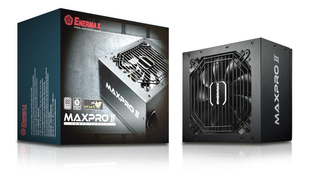PC- Netzteil Enermax Maxpro II 400W EMP400AGT-C