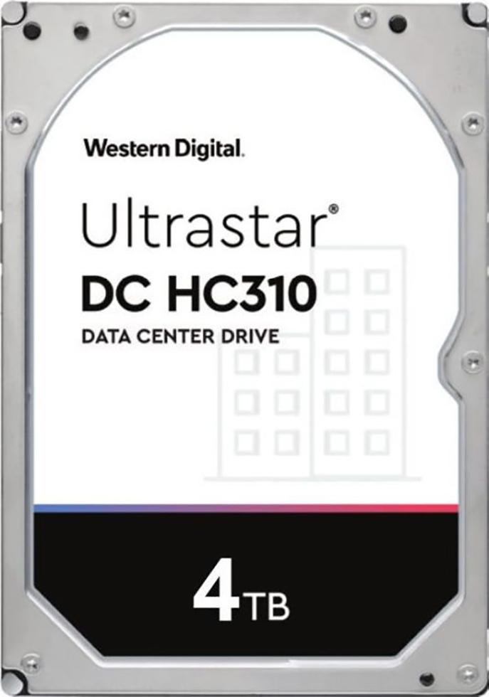 HDD WD Ultrastar 7K6 HUS726T4TALE6L4 4TB SATA III 256MB 0B36534