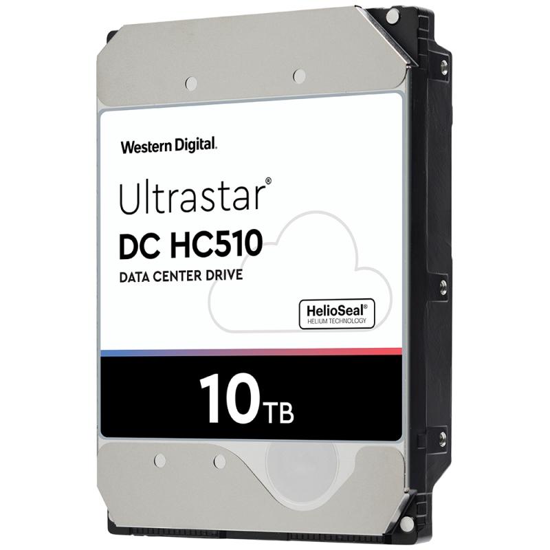 HDD WD Ultrastar HUH721010ALE600 10TB/8/600/72 Sata III 256MB 0F27477