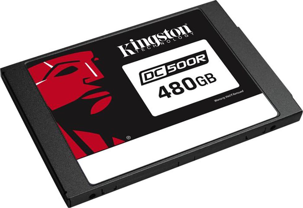 SSD Kingston DC500R 480GB Sata3  Data Center SEDC500R/480G