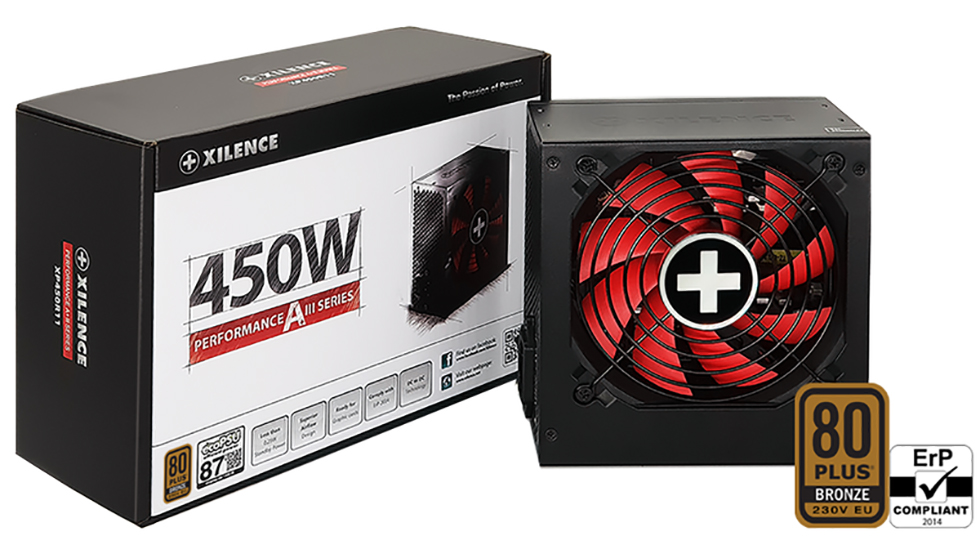 PC- Netzteil Xilence Performance A+ III XP450 R11