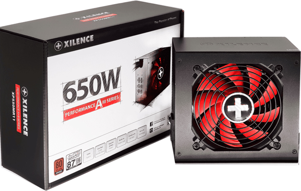 PC- Netzteil Xilence Performance A+ III  XP650 R11