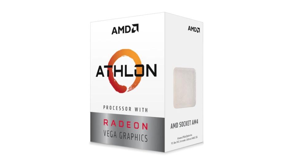 AMD Athlon 3000G Box AM4 (3,5GHz) YD3000C6FHBOX