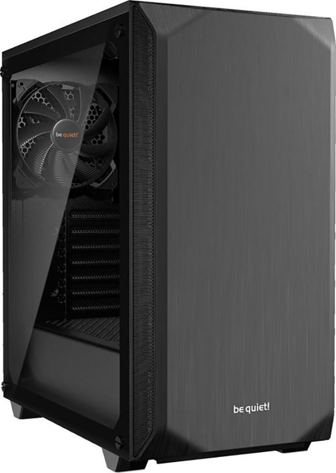 PC- Gehäuse BeQuiet Pure Base 500 Window - schwarz