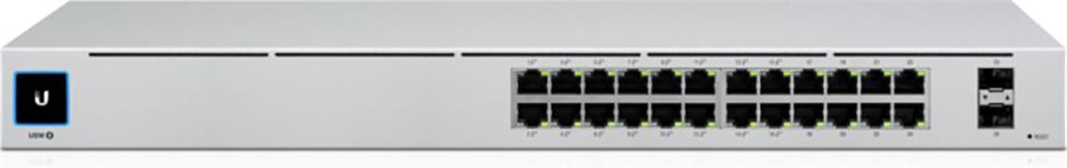 UbiQuiti UniFi Switch 24-port 10/100/1000 USW-24-POE