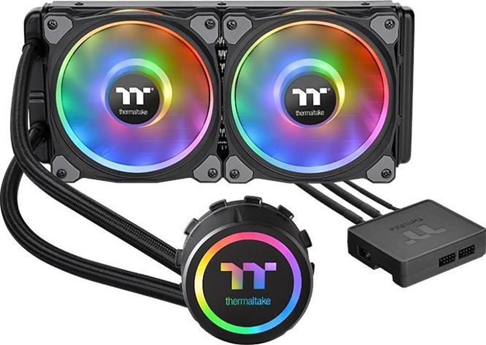Cooler Thermaltake Floe DX RGB 240 TT Premium Edition - Wasserkühlung