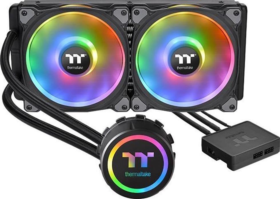 Cooler Thermaltake Floe DX RGB 280 TT Premium Edition - Wasserkühlung
